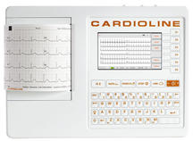 Přímopíšící EKG