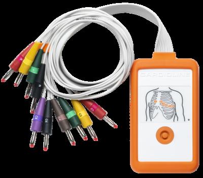 Počítačové EKG Cardioline TouchECG HD+ - 1