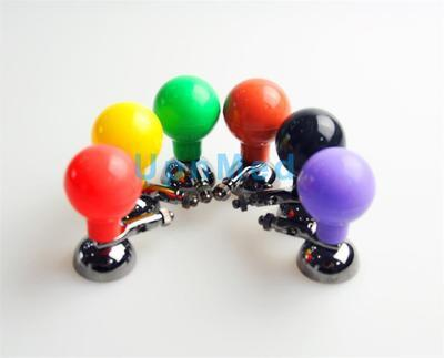 Elektroda hrudní Ag/AgCl sada 6 ks s balonkem, barevná