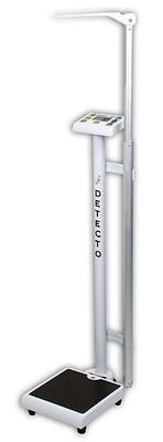 Sloupcová digitální váha Detecto ProDoc PD300M DHR__VÝPRODEJ - 1