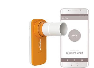 Spirometer MIR Spirobank SMART - 1