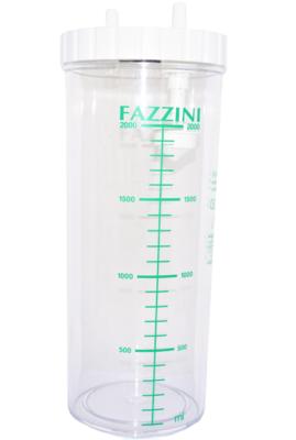 Láhev k odsávačce Fazzini, 1 l