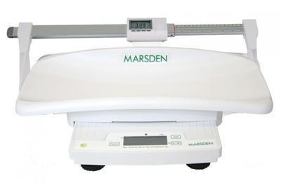 Kojenecká váha Marsden M-400 s výškoměrem - 1