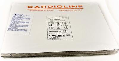 Skládaný termopapír 210 mm x 295 mm x 180 listů (pro 200L/S/+)