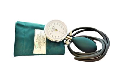 Deformační tonometr Prakticus II F. Bosch, chrom, zelený