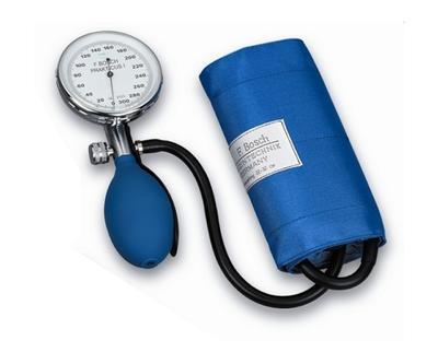 Deformační tonometr Prakticus I F. Bosch, chrom, modrý - 1