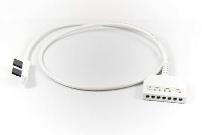 7svodový hlavní kabel k EKG holteru Clickholter (výroba do r. 2017)