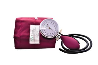 Deformační tonometr Prakticus I F. Bosch, chrom, burgundy