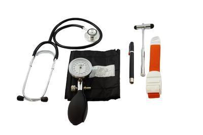 Diagnostický set F. Bosch, černý