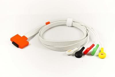 5svodový pacientský kabel pro Clickholter/Walk400h