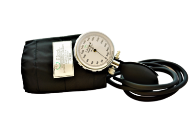 Deformační tonometr Prakticus II F. Bosch, chrom, černý