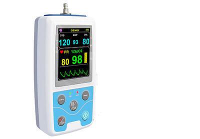 Přenosný pacientský monitor Contec CMS-PM50 NIBP/SpO2