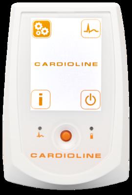 EKG holter Cardioline Clickholter 7 dní