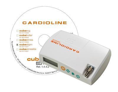 Ambulantní monitor tlaku krve Cardioline Walk200b - USB - 1