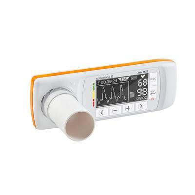 Spirometr MIR Spirobank II SMART + Oxi - 1
