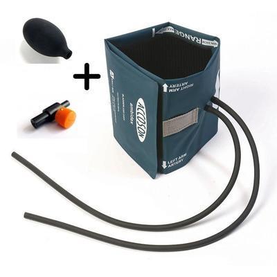 Manžeta Accoson bezvzdušnicová, 2 hadičky + balonek + ventilek, standardní - 1