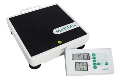Nášlapná váha Marsden M-510 - 1
