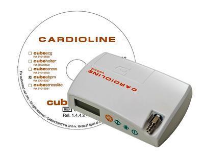 Ambulantní monitor tlaku krve Cardioline Walk200b