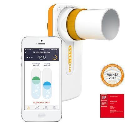 Spirometr MIR Smart One - 1