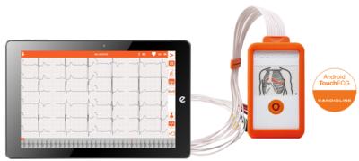 Počítačové EKG Cardioline TouchECG HD+ - 2