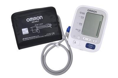 """Digitální tonometr Omron M3 AC s manžetou EC-L Easy """"L - 2"""