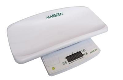 Kojenecká váha Marsden M-400 s výškoměrem - 2