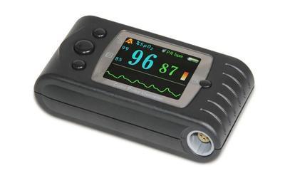 Stolní pulzní oxymetr Contec CMS-60C - 2