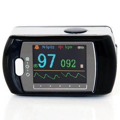 Prstový pulzní oxymetr Contec CMS-50E  - 2