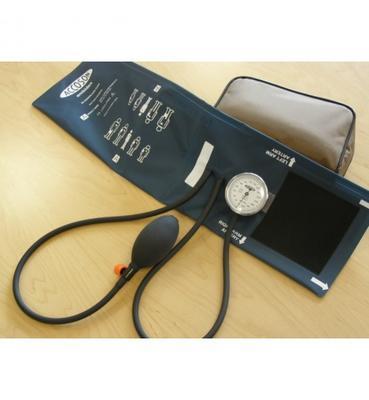 Deformační / budíkový tlakoměr Accoson - Pocket Aneroid - 2