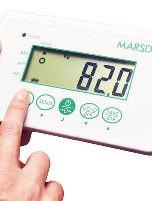 Nášlapná váha Marsden M-545 - 2