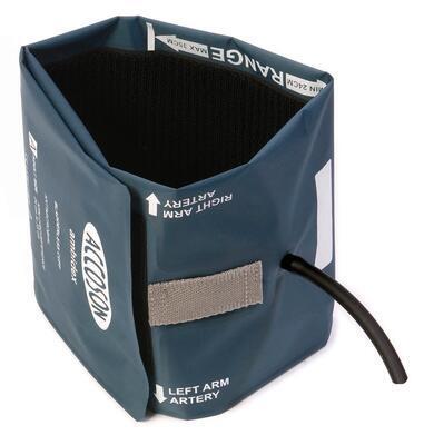 Deformační / budíkový tlakoměr Accoson Limpet Hand model - 2