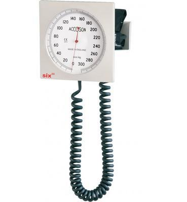 Deformační tlakoměr Accoson six00 Aneroid Wall model - 2