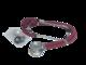 Oboustranný fonendoskop Rappaport Sprague, burgundy   - 2/7