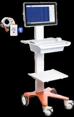 Počítačové EKG Cardioline TouchECG HD+ - 3