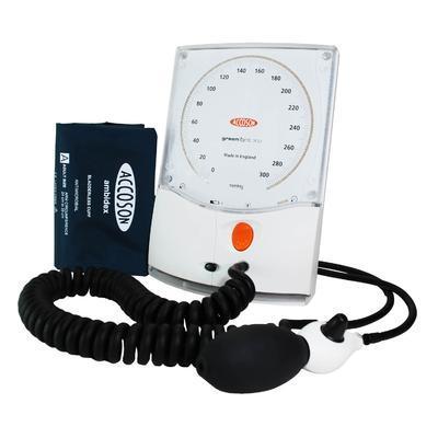 Bezrtuťový tonometr Accoson Greenlight 300 - bílý - 3