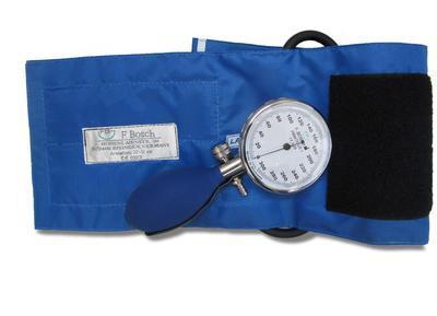Deformační tonometr Prakticus I F. Bosch, chrom, modrý - 3