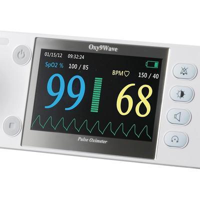 Pulzní oxymetr Oxy9Wave bionet - 3