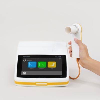 Spirometr MIR Spirolab + oxi  - 3
