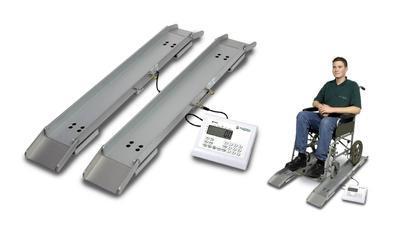 Přenosná plošinová váha Marsden M-610 - 3