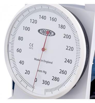 Deformační tlakoměr Accoson six00 Aneroid Desk model - 3