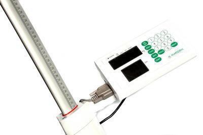 Sloupcová váha s výškoměrem Marsden M-100 - 3