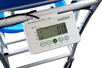 Křeslová váha Marsden M-225 s výpočtem BMI - 3