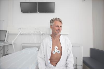 EKG holter Cortrium C3+ - 3