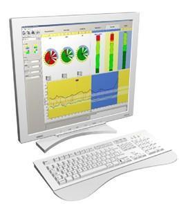 Ambulantní monitor tlaku krve Cardioline Walk200b - USB - 3