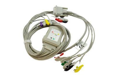 Pacientský kabel EKG BTL kleštičky_VÝPRODEJ - 3