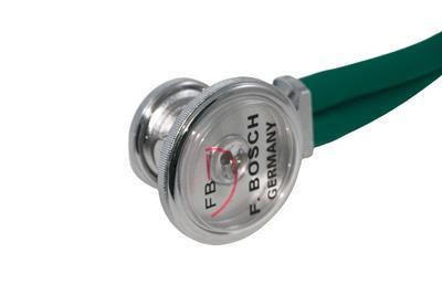 Fonendoskop Rappaport F. Bosch, zelený  - 3