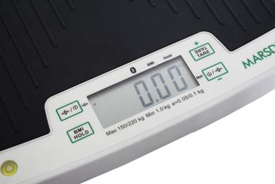 Nášlapná váha Marsden M-425 s externím displejem - 4