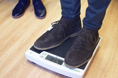 Nášlapná váha Marsden M-420 - 4