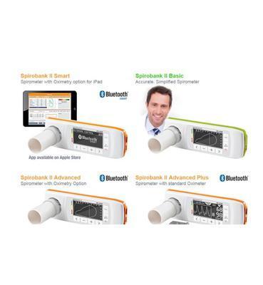Spirometr MIR Spirobank II Basic - 4