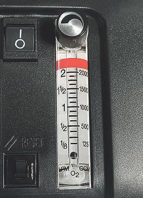 Koncentrátor kyslíku DeVilbiss - 4
